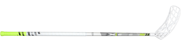Exel Force F60 White 2.9 Round (17) Floorball stick