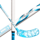 Oxdog Zero Rudd HES 31 Frozen Blue (19) Floorball Stick
